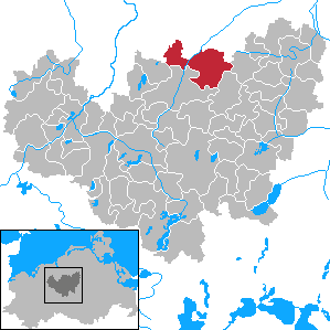 Wardow im LK Güstrow